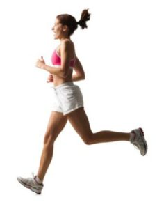 Light jog or brisk walk for 3-5 minutes
