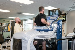Alter G Anti Gravity Treadmill