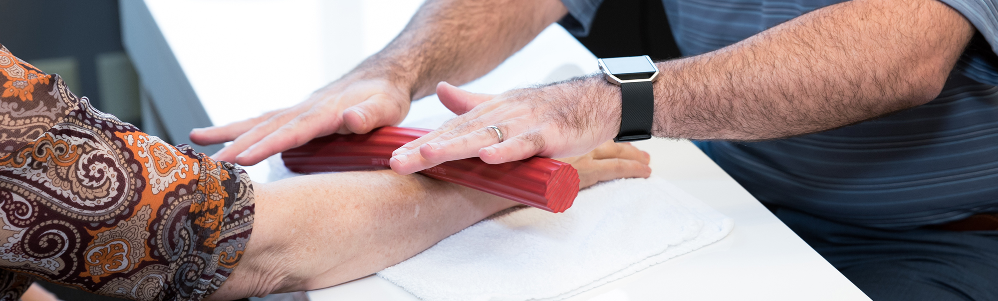 Clackamas Armworks Hand Therapy