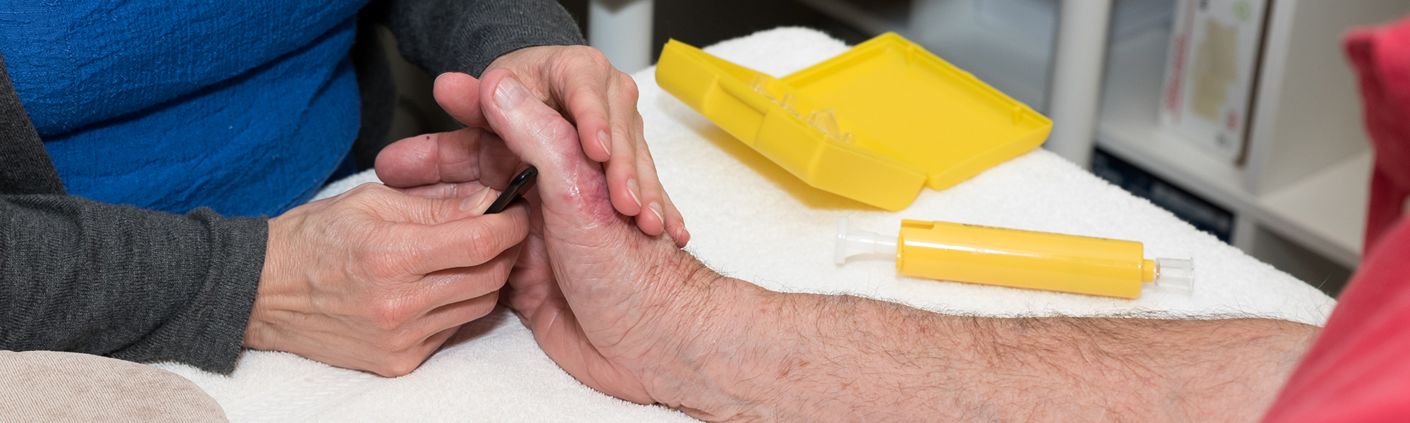 Gresham Armworks Hand Therapy