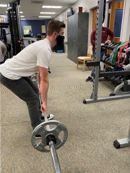 Pre-Strengthening Hamstring Range of Motion
