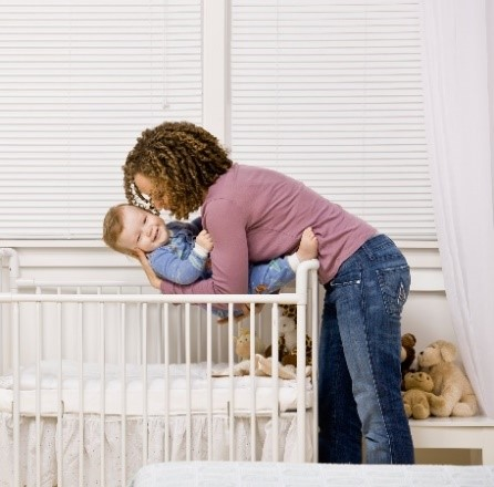 recommended tips for baby lifting