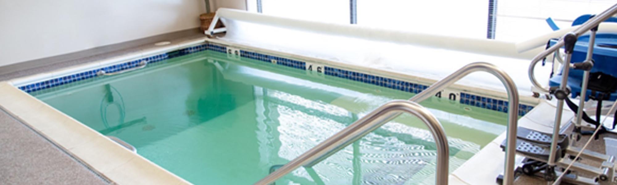 Aquatic Pool Therapy