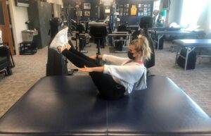 The One Hundred Pilates Exercise