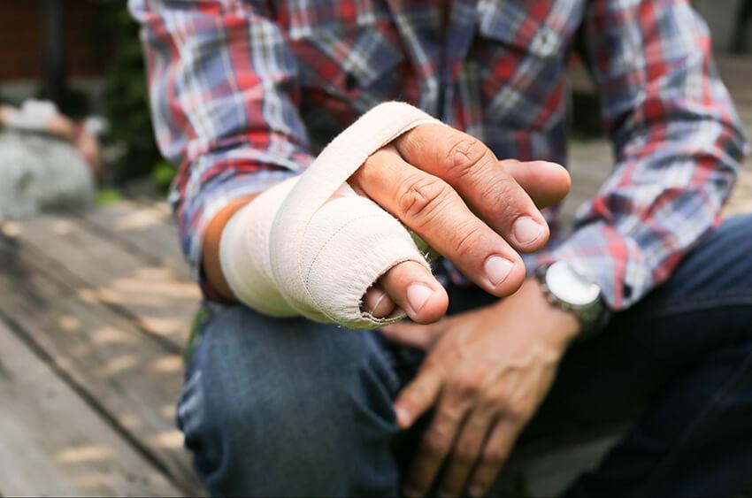 custom hand splint