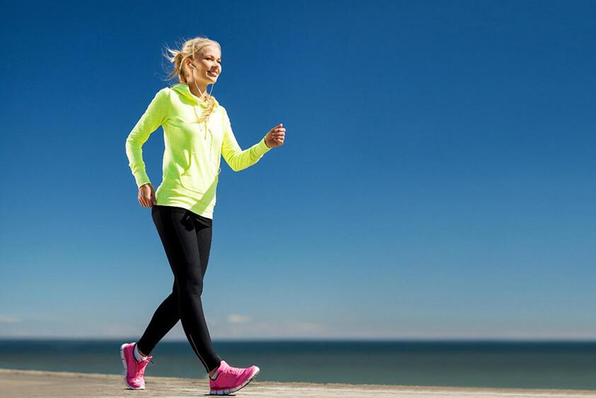 10 Ways Walking Keeps You Well