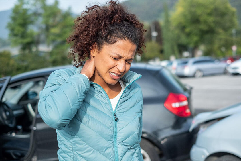 physical therapy for motor vehicle accident