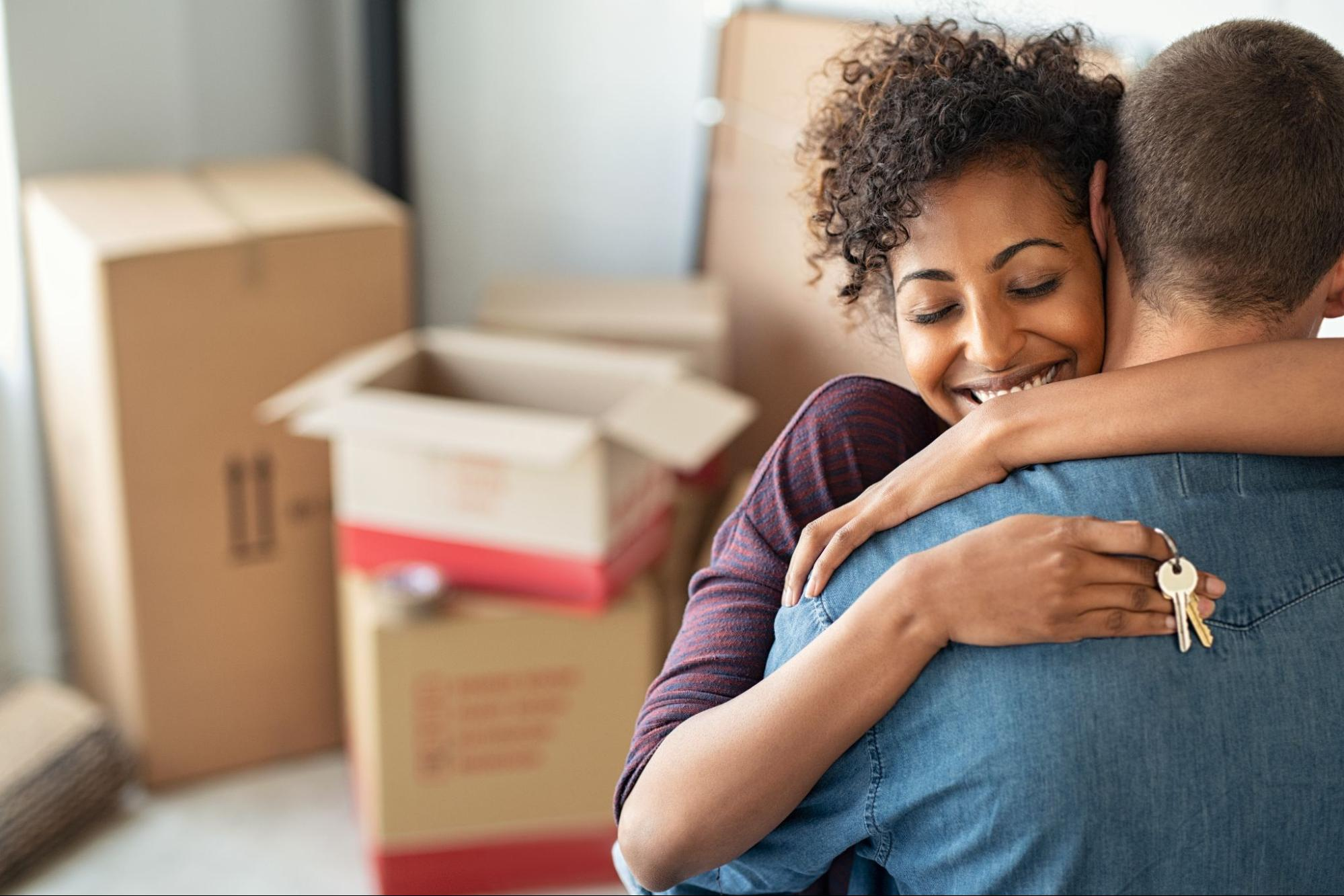 moving home - tips to avoid injury