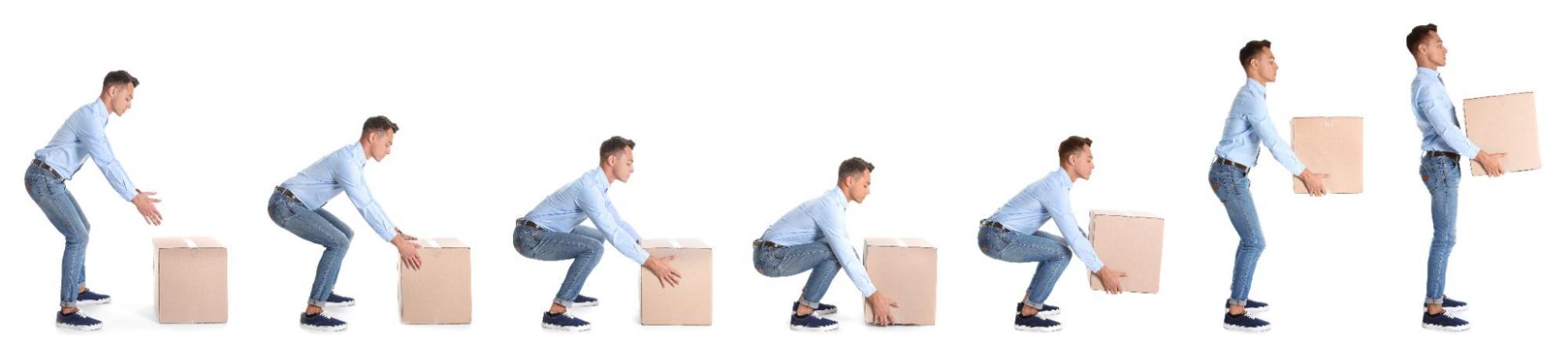 proper lifting technique